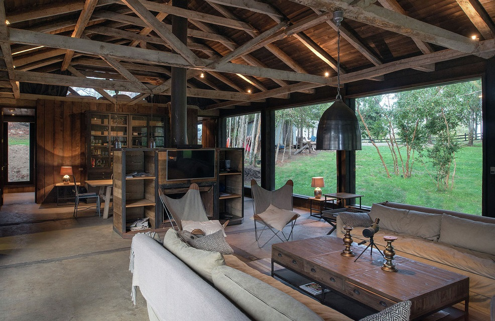 Barn House Interior 1 & Barn House Interior 1 - The LuxPad - The Latest Luxury Home Fashion ...