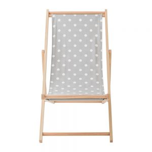 bloomingville deck chair