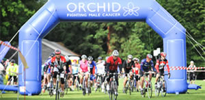Orchid - 40 mile bike race