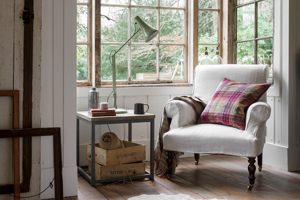 Introduce Country Heritage Styling To An Interior