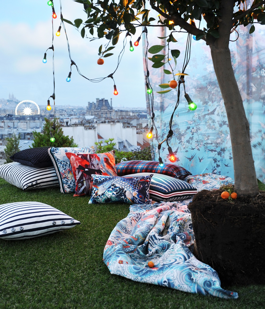 Jean Paul Gaultier Launches Home Collection