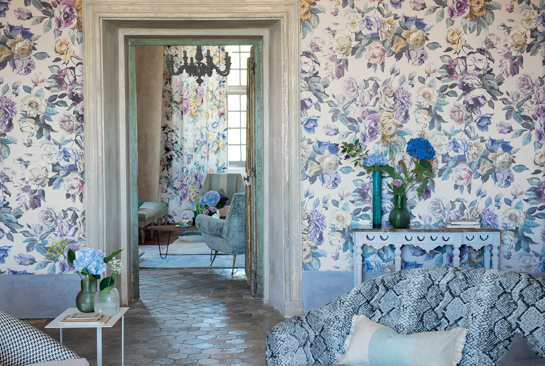Seraphina Collection By Designers Guild The Luxpad