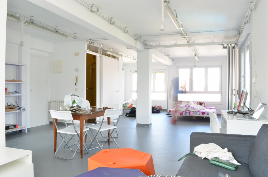Create an open plan space - Image courtesy of Think Big Factory