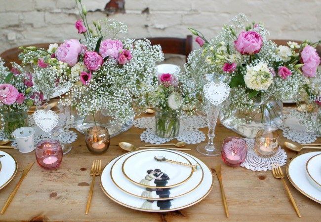 Styling Summer Weddings