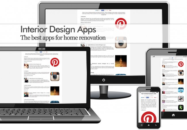 Top Interior Design Apps