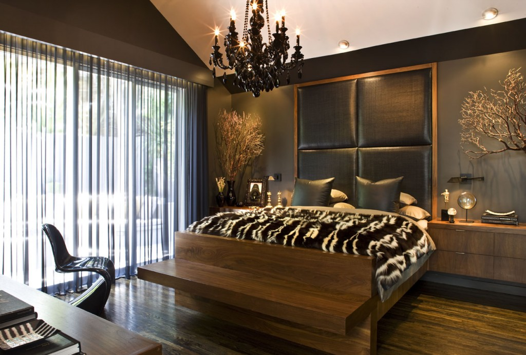 Interview with jeff andrews interior designer to the for Boutique room design