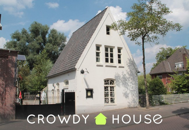 CrowdyHouse – stimulating new design