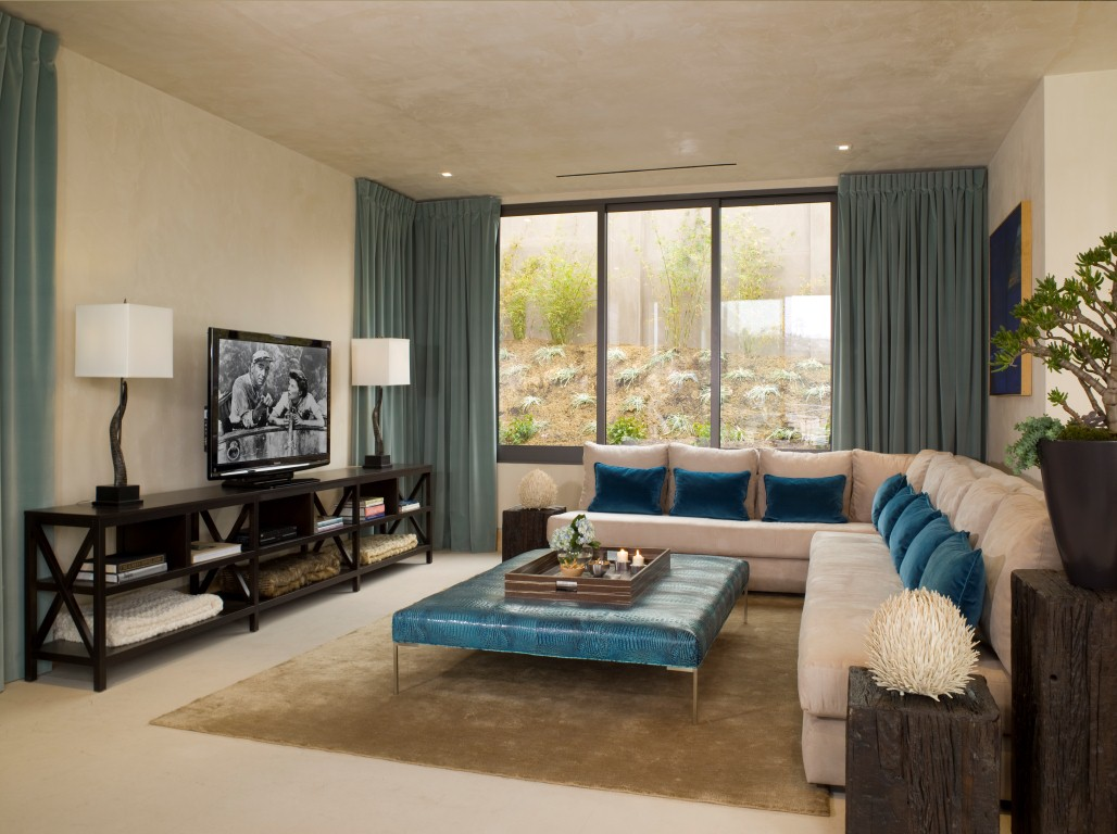Blue Jay Residence Interior By Lori Dennis