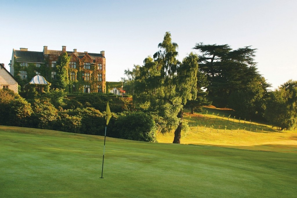 Pennyhill Park Hotel Bagshot