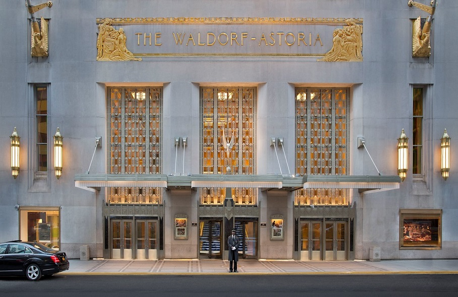 Towers of the Waldorf Astoria New York