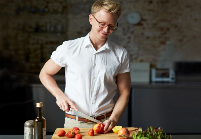 Interview with food and interiors writer Pip McCormac
