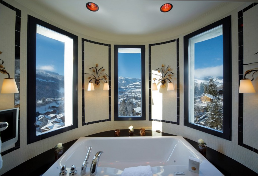 Gstaad palace switzerland the luxpad for Hotel design valais