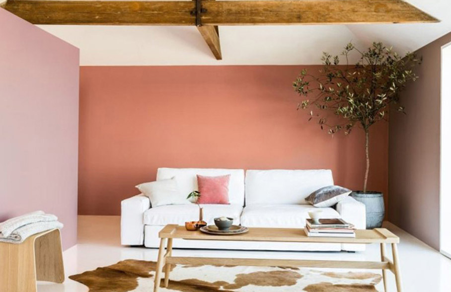 Dulux colour of the year 2015 copper blush