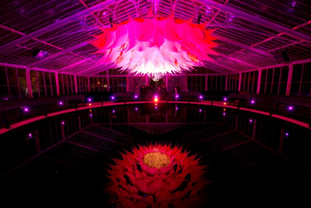 Christmas at Kew Gardens - The LuxPad