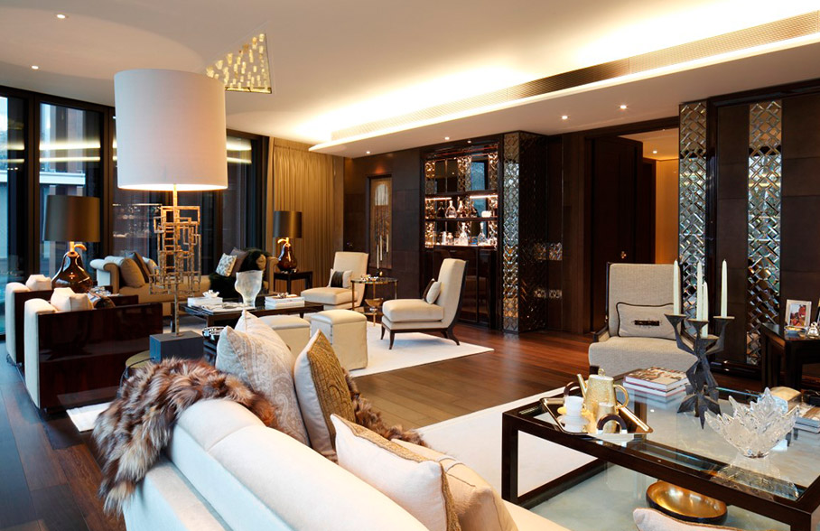 One hyde park by casa forma the luxpad for Interior design firms london