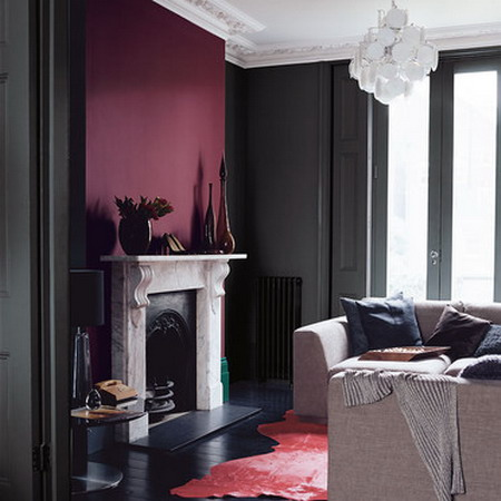 Burgundy Interior Designs 2 Part 35