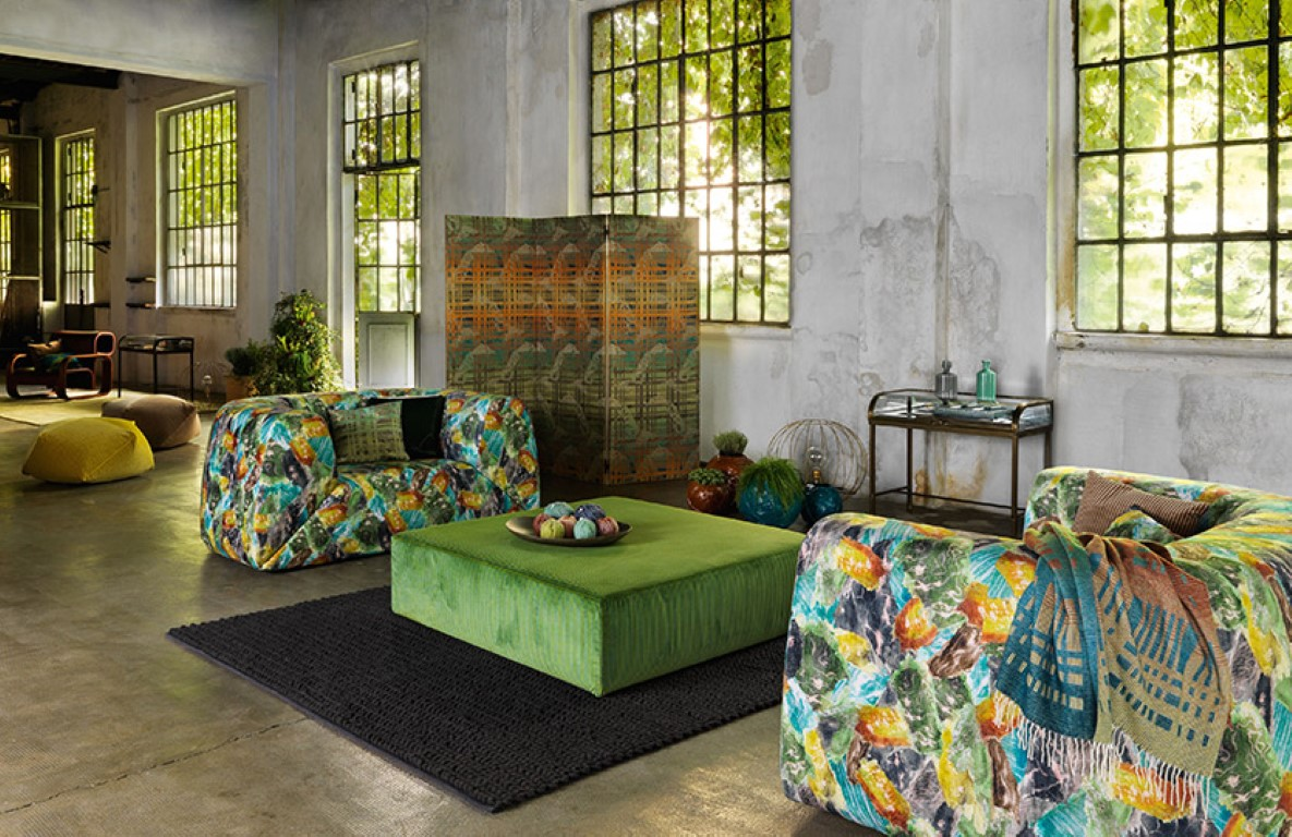 missoni 2015 home collection the luxpad. Black Bedroom Furniture Sets. Home Design Ideas