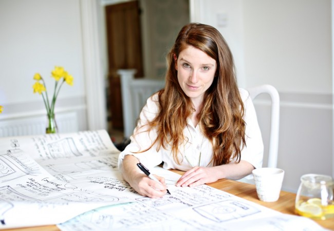 Interview with Charlotte Cosby, Head of Creative at Farrow & Ball
