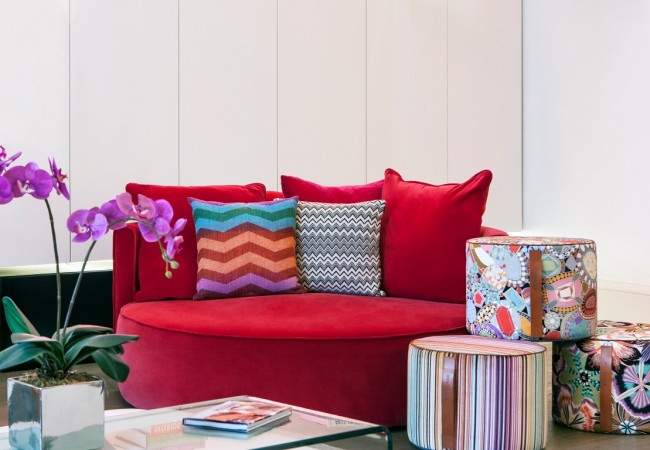 Missoni Home and Amara Launch Exclusive Edit of Home Accessories