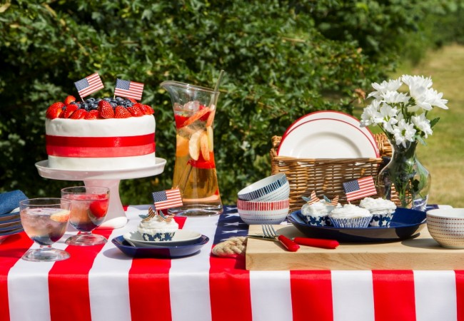 How To Decorate for 4th of July Celebrations