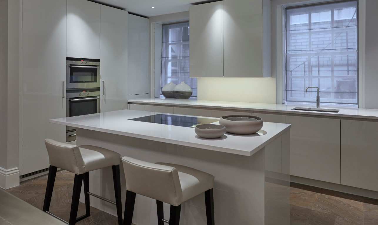 Devonshire Place Apartment By Laura Hammett Ltd The Luxpad The Latest Luxury Home Fashion