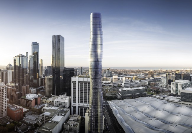 The Beyoncé Inspired 13012 Premier Tower, Melbourne