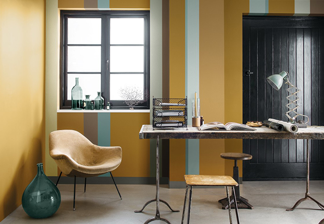 Dulux Colour of the Year 2016 is Cherished Gold