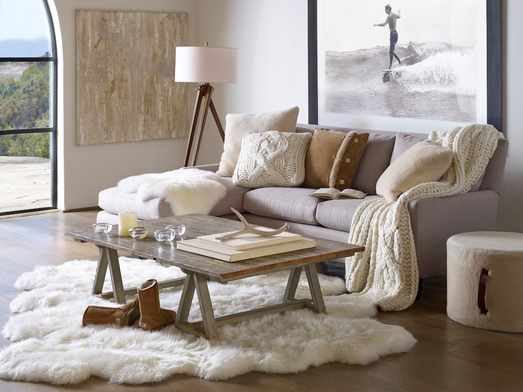 Ugg 15 autumn home collection the luxpad - Collection bois et chiffon ...