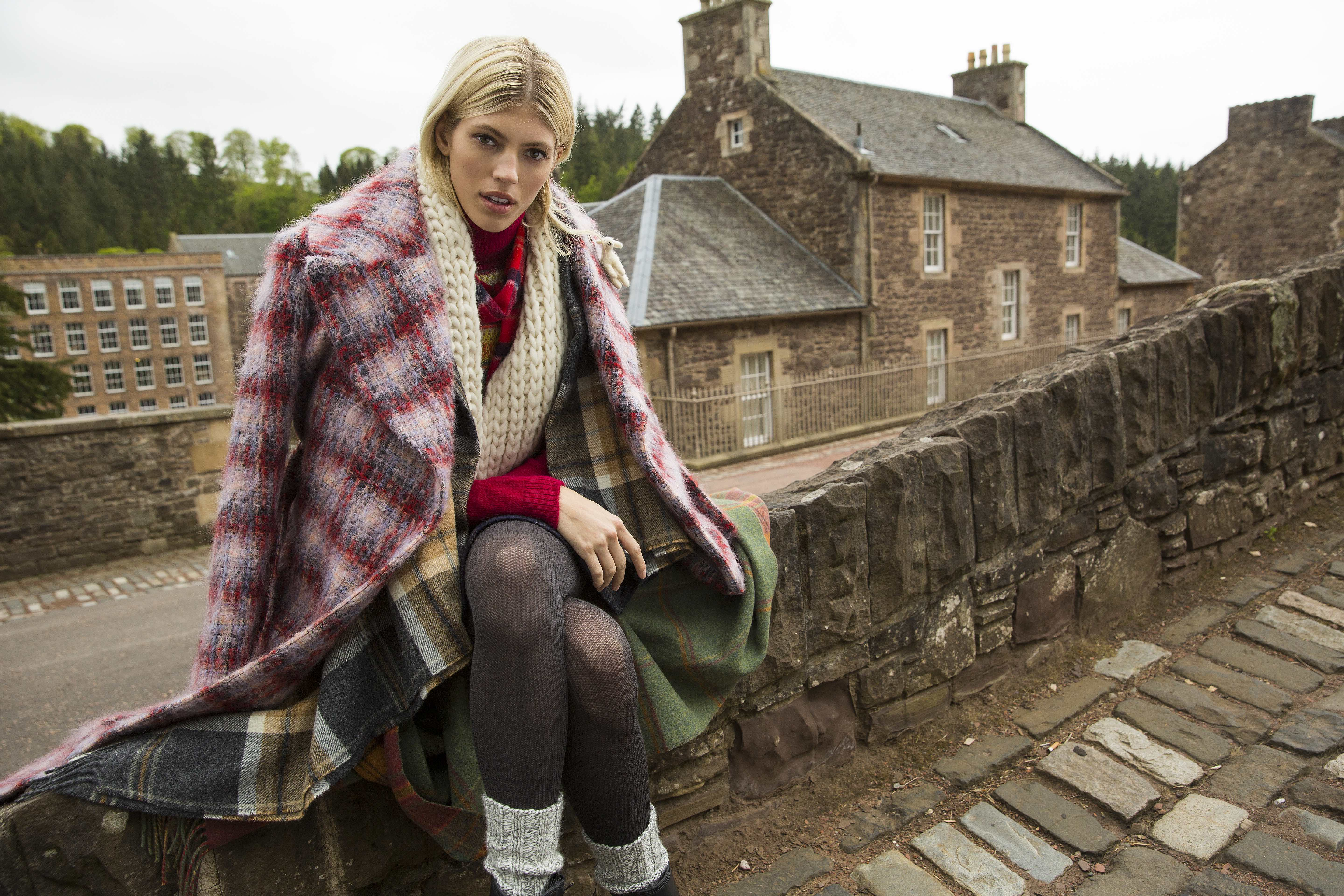 Wool has long been a part of the fashion industry - Image courtesy of The Campaign for Wool