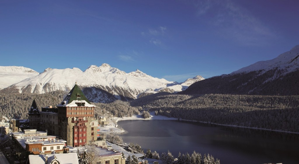 Image courtesy of swiss-image.ch/Badrutts Palace Hotel