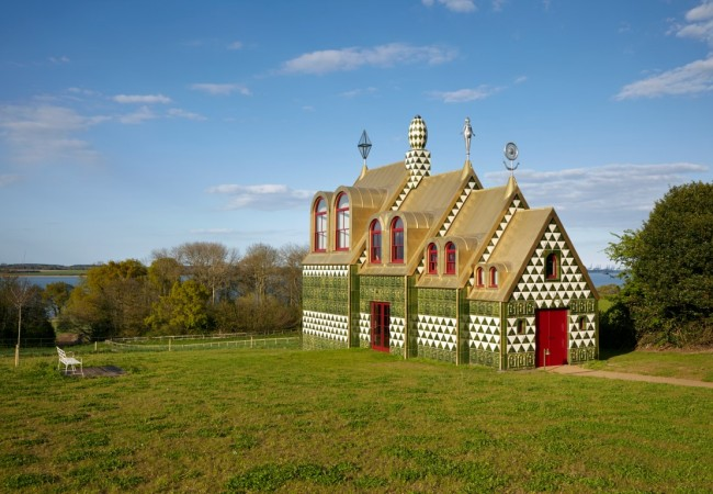 Stay at Grayson Perry's A House for Essex – Ballot Open Now