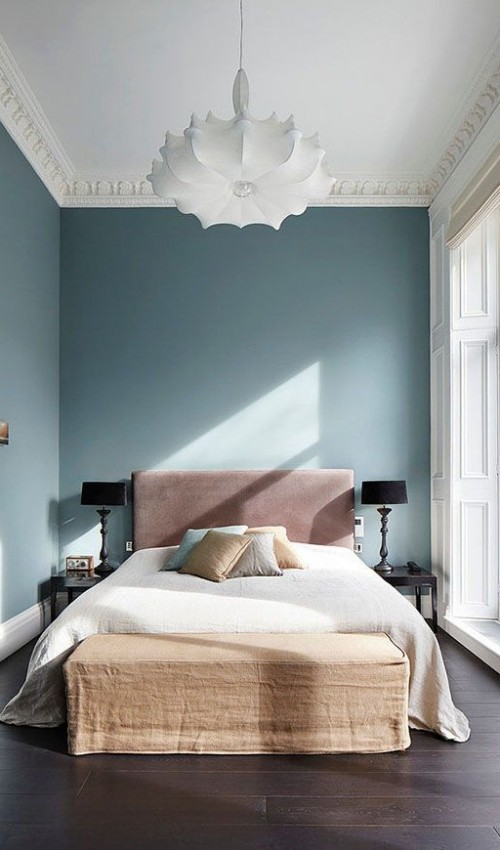 Colour - bedroom