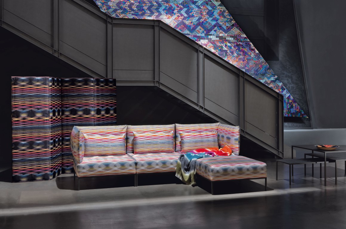 Fireworks - Missoni Home 2016