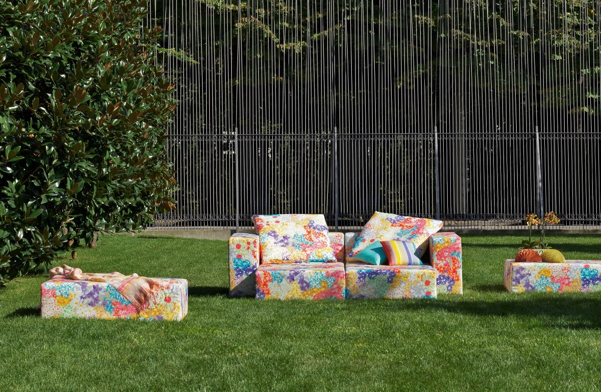Floral Galaxy - Missoni Home 2016