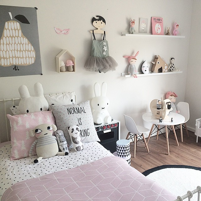 Bed Room Ideas For Girls 27 stylish ways to decorate your children's bedroom - the luxpad