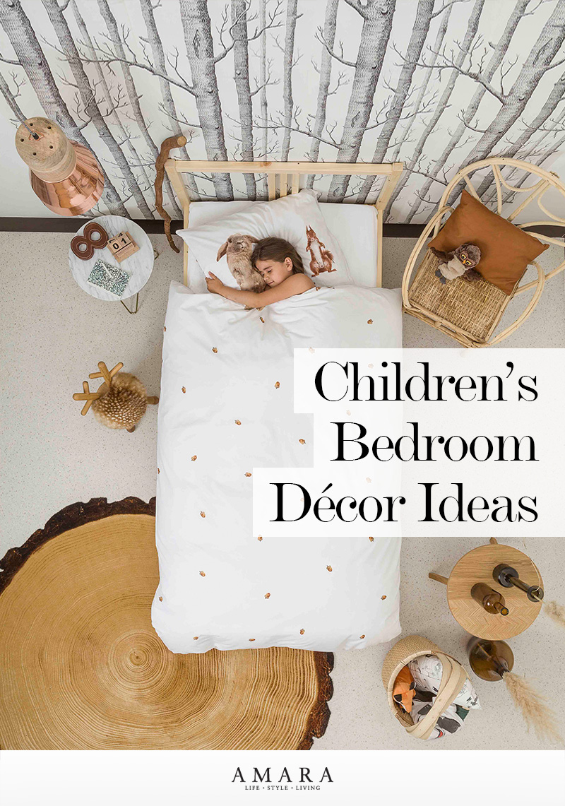 Childs Bedroom 27 stylish ways to decorate your children's bedroom - the luxpad