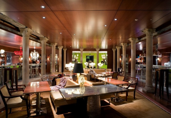 Take a Tour of the Philippe Starck Designed PalazzinaG Hotel