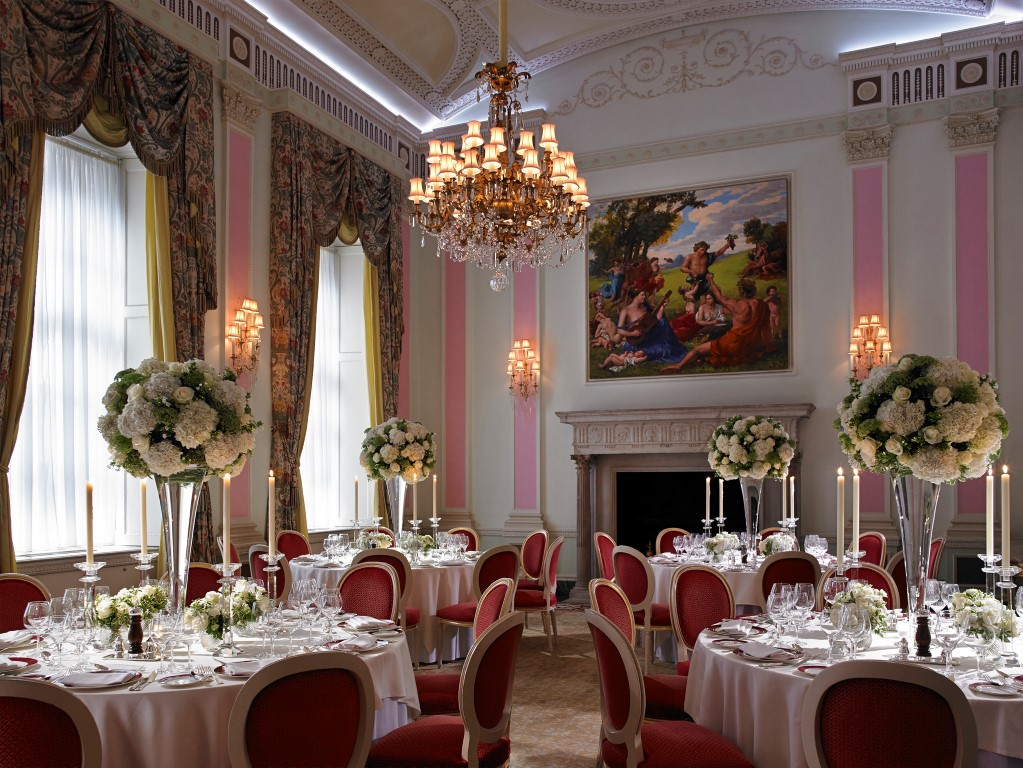 The Music Room -Image courtesy of The Ritz London