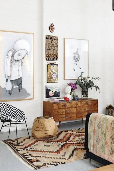 Good Eclectic Living Space | Discover More Interior Design Styles On The LuxPad
