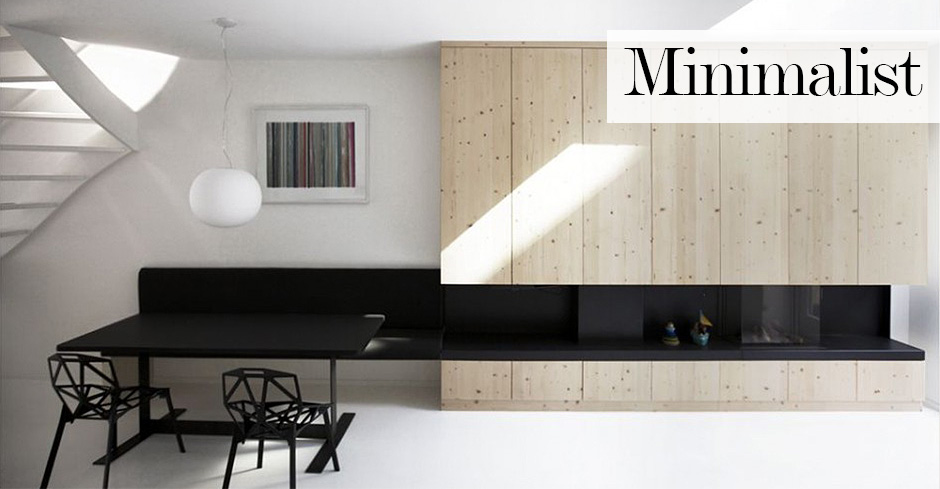 interior design styles the definitive guide the luxpad - Minimalist Interior Design