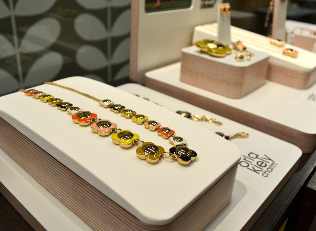 Orla Kiely Charm Collection