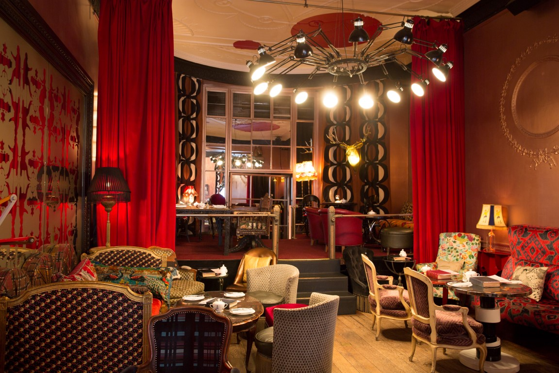 The Parlour - Image courtesy of sketch