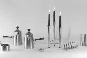 1956, the Campden range of stainless steel tableware - Image courtesy of Robert Welch Design Studio