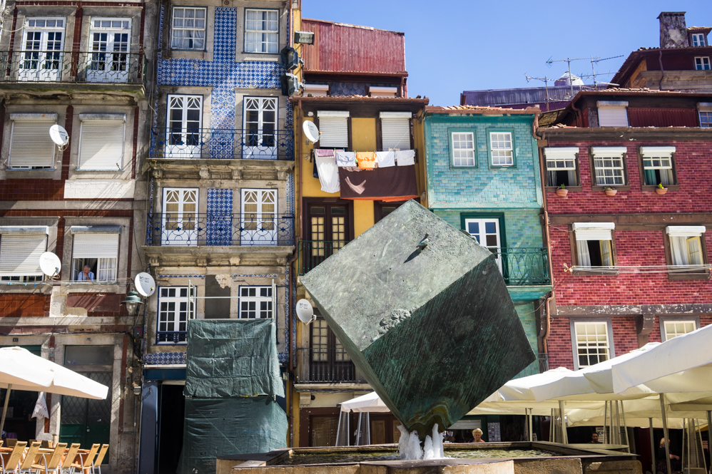 A Life Full of Serendipity - Porto, Portugal