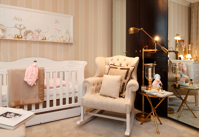 How Not to Forgo Style in the Nursery