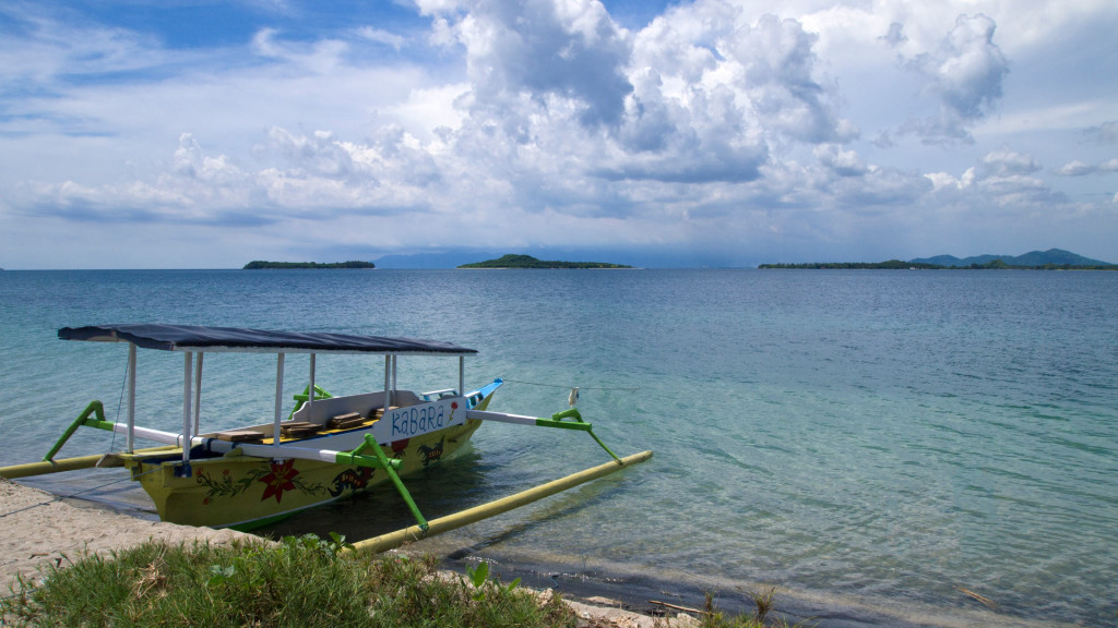 Home is Where Your Bag is - Gili Islands