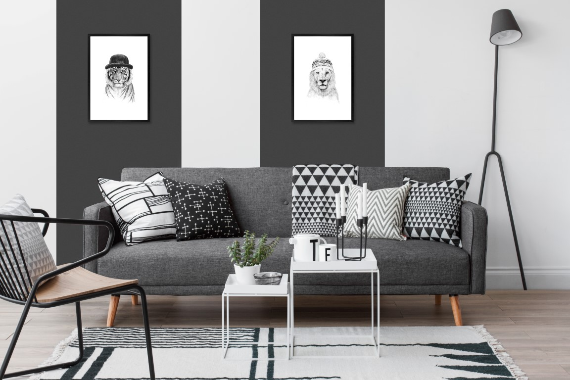 How to get scandi style for your interior