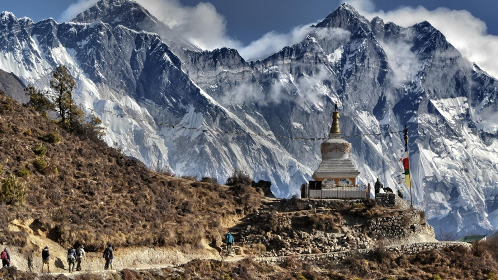 Annapurna Circuit, Nepal - Image courtesy of GA Adventures
