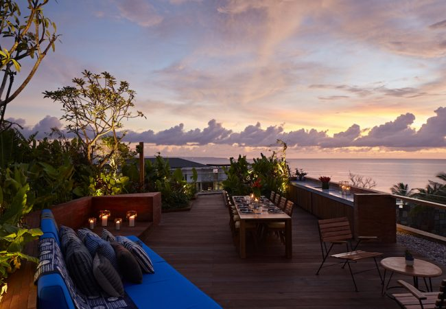 Immerse Yourself in Indonesia's Craft Heritage at the Katamama Hotel, Bali