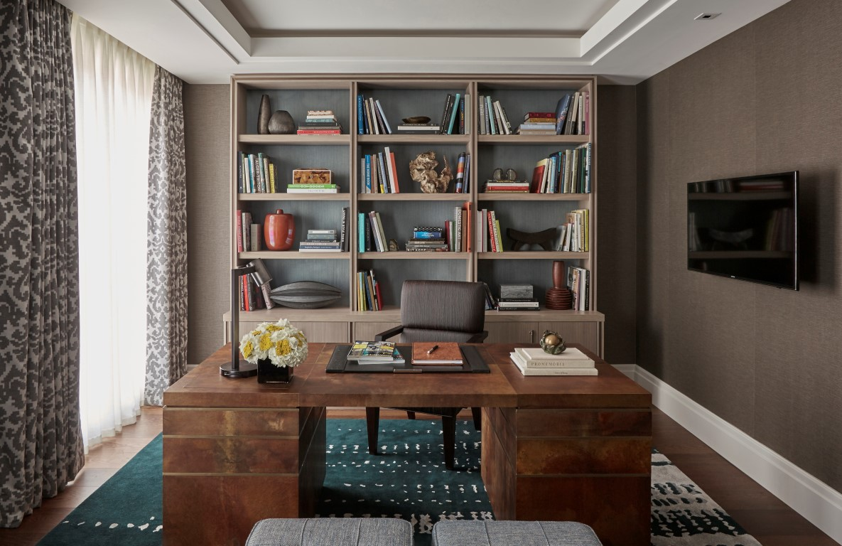 A Versatile Belgravia Lateral Apartment By Helen Green